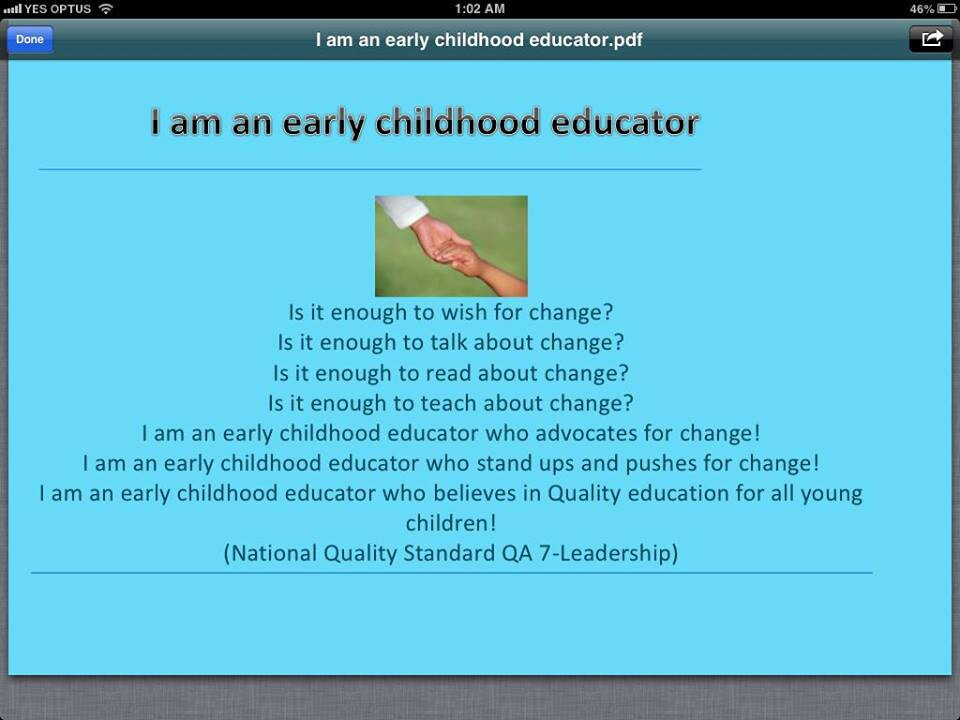 quotes about early childhood education quotesgram