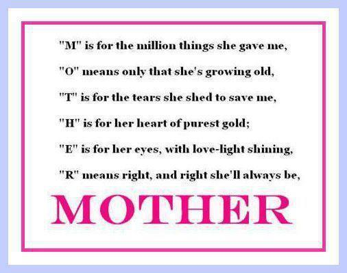 quotes about missing your mother quotesgram