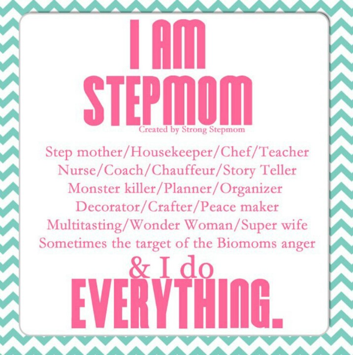 Happy Mothers Day Quotes From Step Daughter: Step Parent Quotes And Sayings. QuotesGram