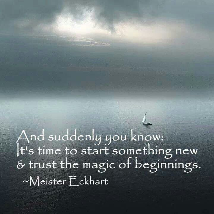 Quotes About New Beginnings In Life. QuotesGram