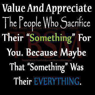 Army Sacrifice Inspirational Quotes. QuotesGram  Inspirational Quotes About Sacrifice