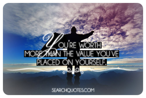 Christian Quotes About Self Worth. QuotesGram