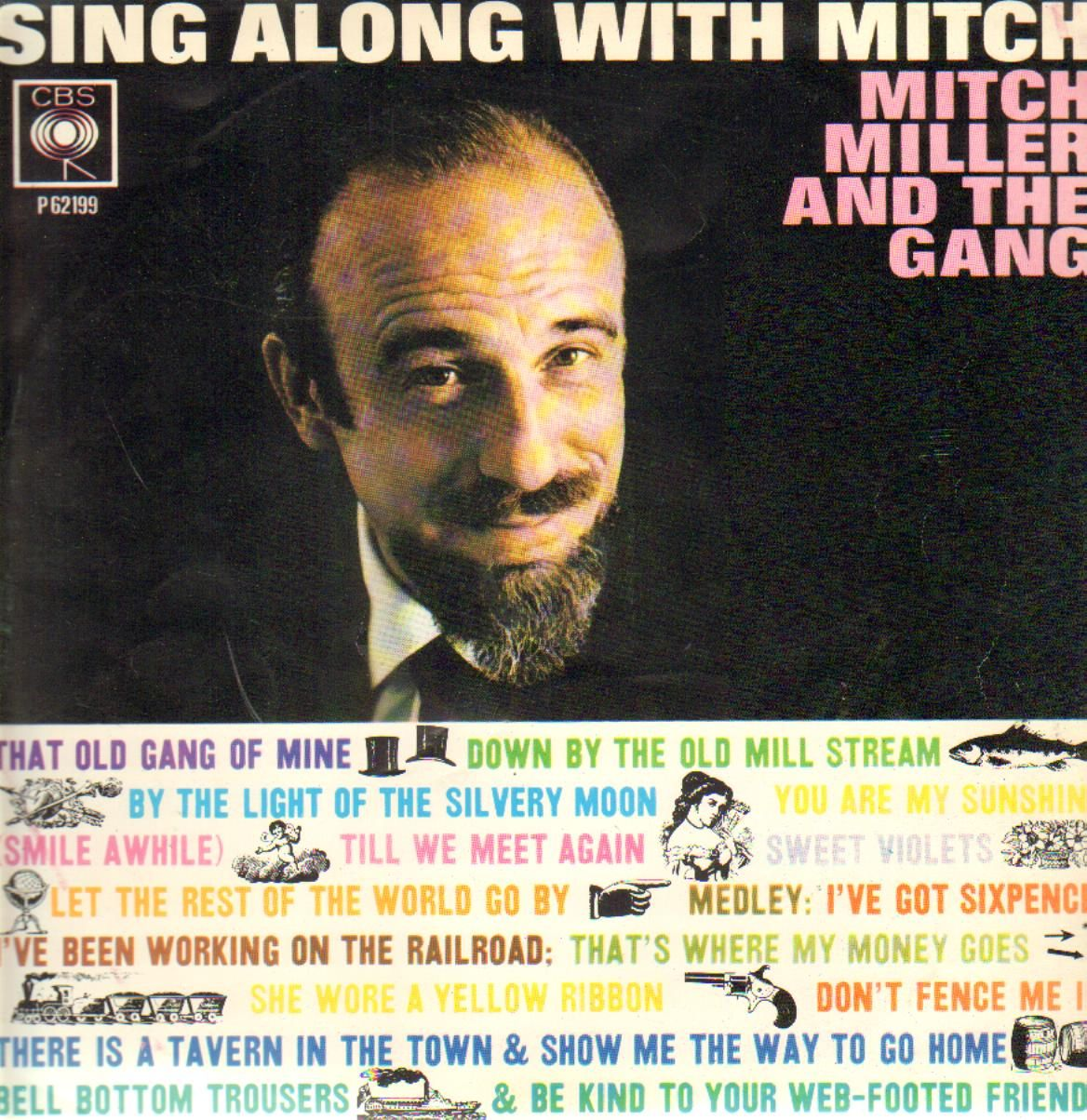 Mitch Miller And The Gang - Santa's Sing Along