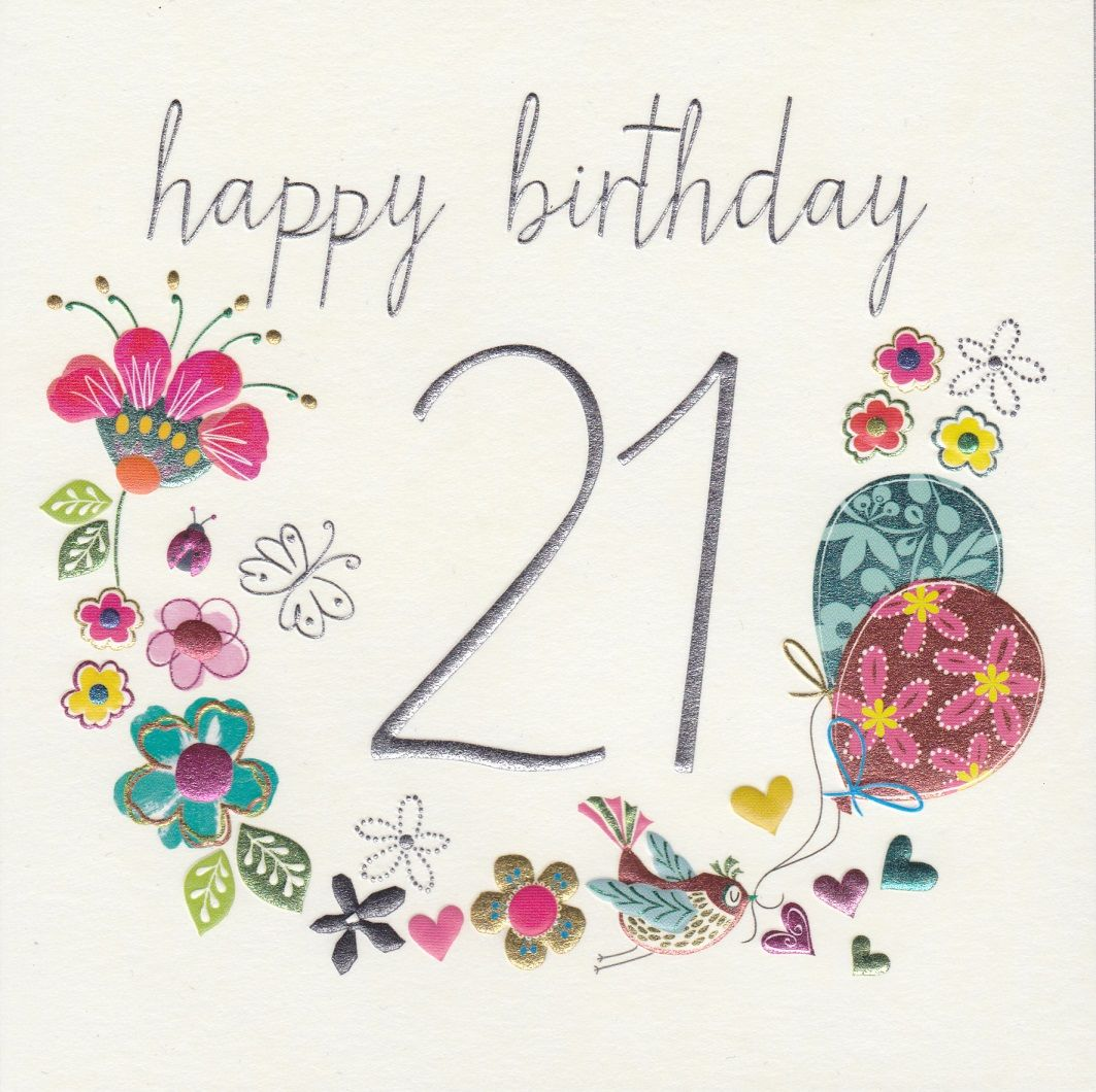 Funny 21st Birthday Cards: Twenty First Birthday Quotes. QuotesGram