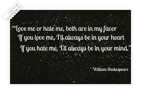 Beauty inner quotes shakespeare rare photo