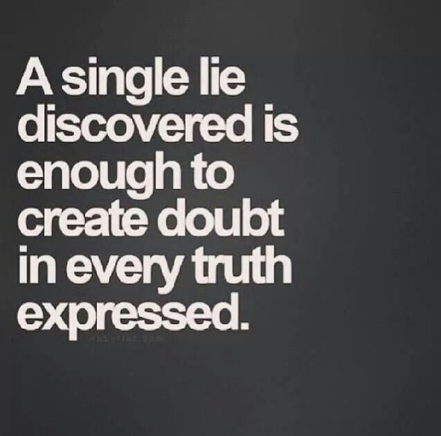 Quotes And Sayings About Liars Quotesgram