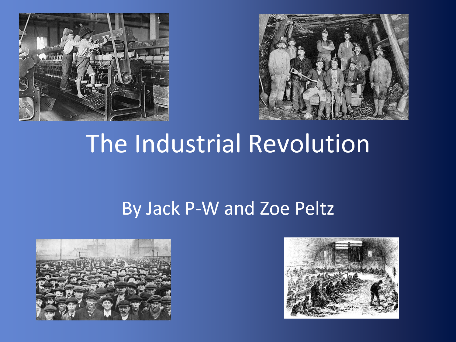industrial revolution positive change Get information, facts, and pictures about industrial revolution at encyclopediacom make research projects and school reports about industrial revolution easy with credible articles from our free, online encyclopedia and dictionary.