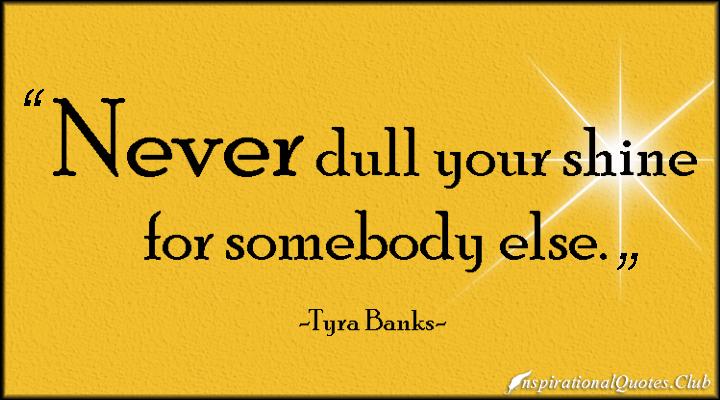 Inspirational Quotes Tyra Banks. QuotesGram