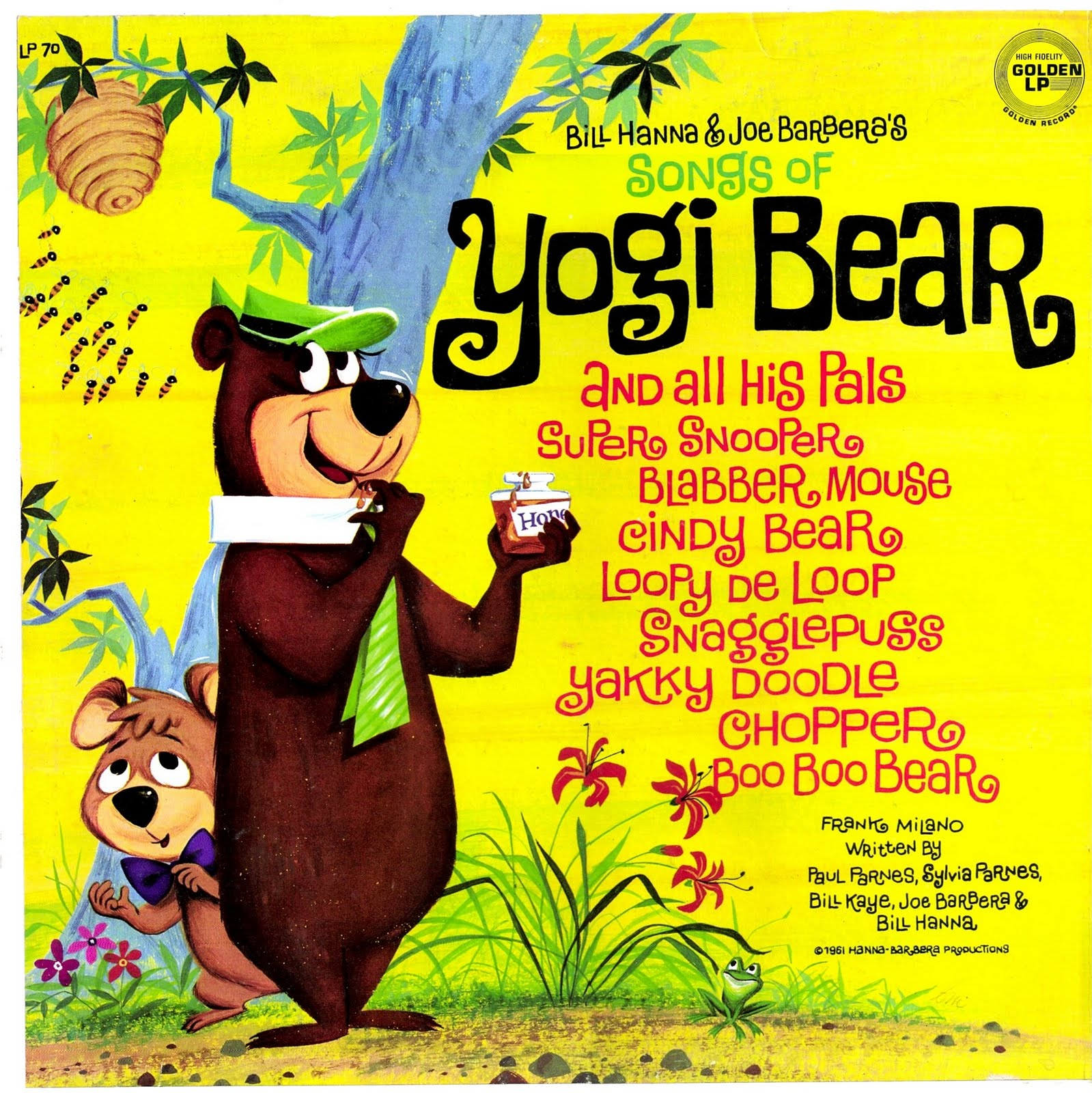 Best Yogi Bear Quotes Quotesgram