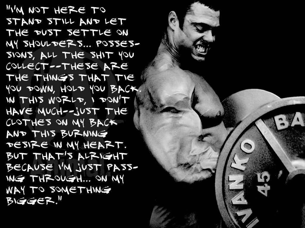 Best Bodybuilding Motivational Quotes. QuotesGram
