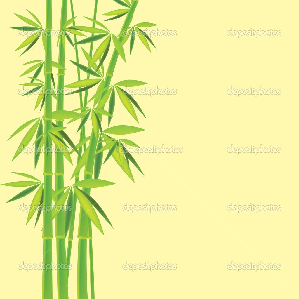 bamboo drawing - photo #31