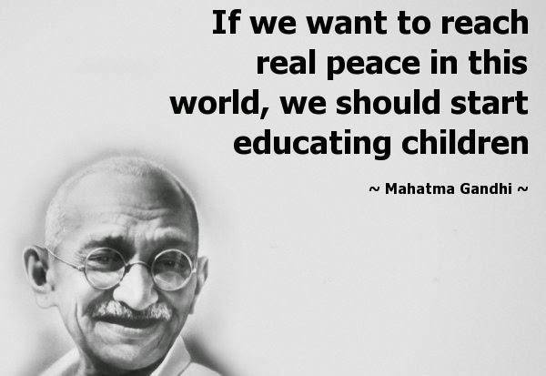 Gandhi Quotes: Gandhi Inspirational Life Quotes. QuotesGram