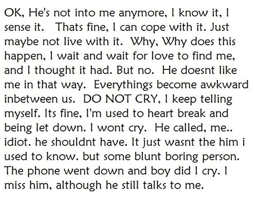 Crying And Miss Him Quotes. QuotesGram