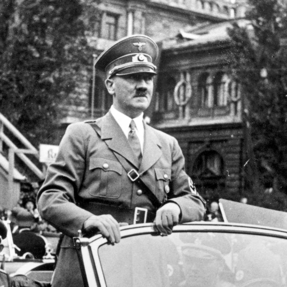 Дорога в ад. Как Гитлер пришел к власти в Германии ...