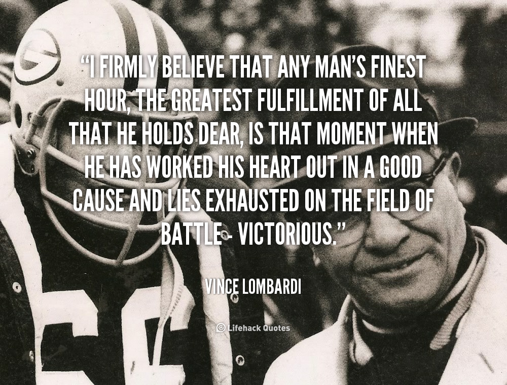 Vince Lombardi Quotes Wallpaper. QuotesGram