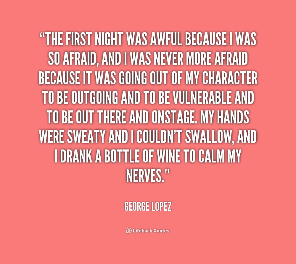 Famous Night Quotes: George Lopez Famous Quotes. QuotesGram