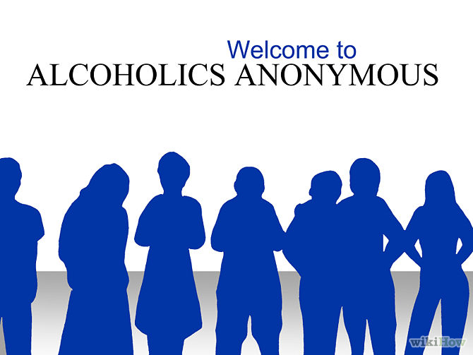 alcoholics anonymous support group report essay Alcoholics anonymous support group report liberty university alcoholics anonymous support group report group therapy has evolved so much that the.