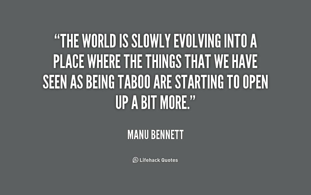 Manu Bennett Quotes. QuotesGram