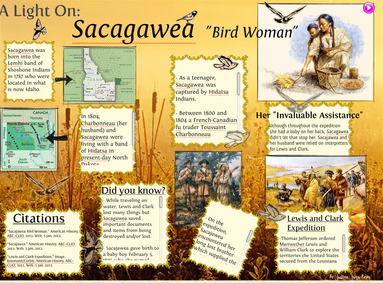 famous quotes by sacagawea quotesgram