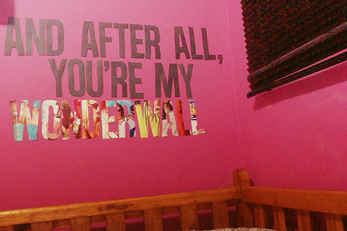 Teen Magazine Wall Quotes Quotesgram