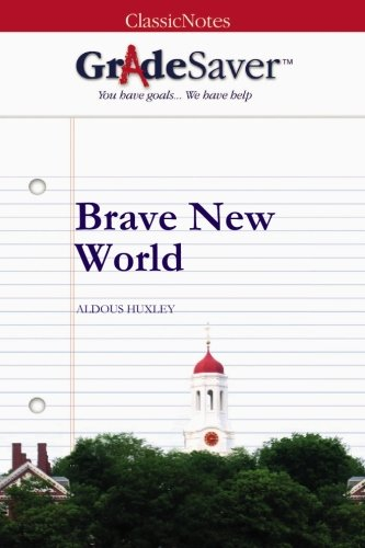 a literary analysis of religion in brave new world Literary analysis, orwell, huxley - consumerism in 1984 and brave new world  state are just as serious about it as contemporary people are toward religion, culture .