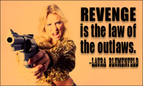Quotes About Revenge: Scary Revenge Quotes. QuotesGram