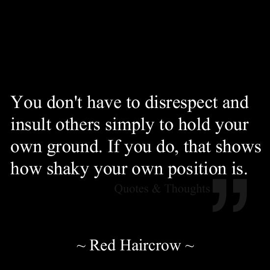 Insulting Others Quotes. QuotesGram