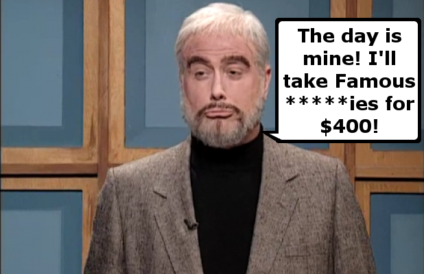 Celebrity jeopardy quote