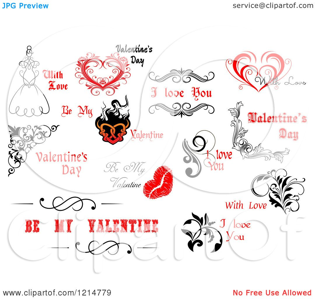 Vector Clipart Sayings