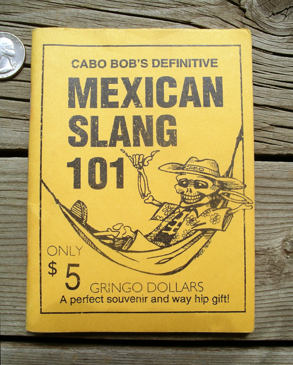 Spanish slang term essay