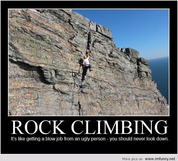 Funny Mountain Climbing Quotes. QuotesGram