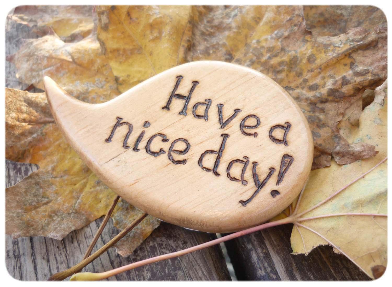 Открытки удачного дня на английском