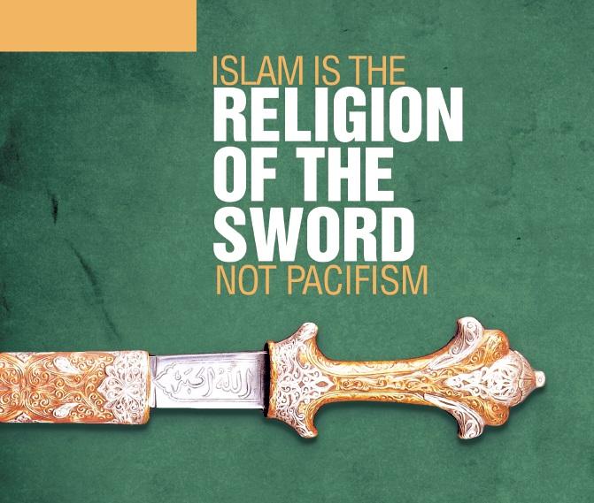 Muslim pacifism quotes