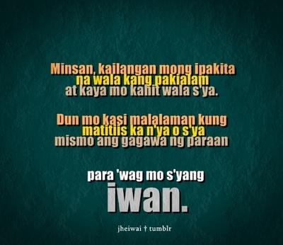 Tagalog tungkol sa terrorismo
