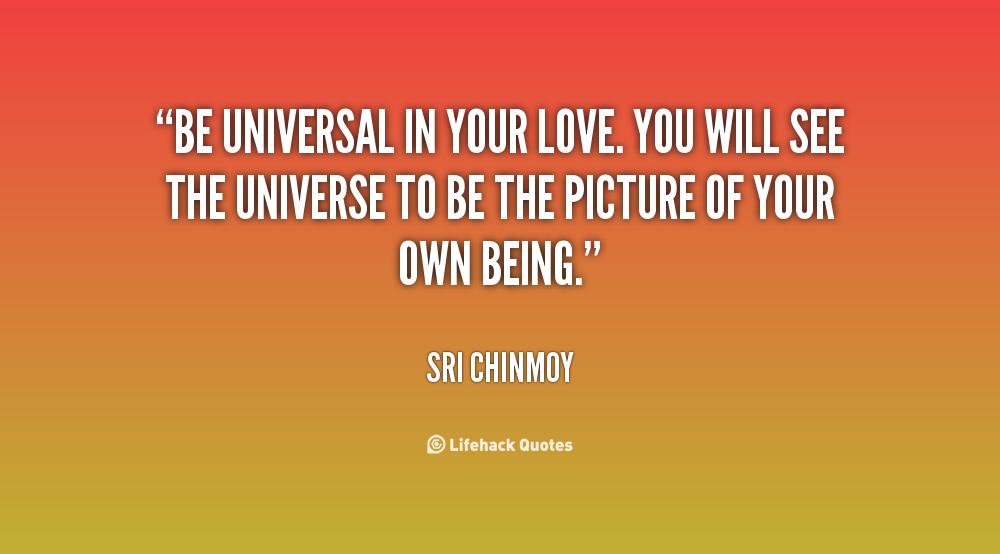 Universals Quotes. QuotesGram
