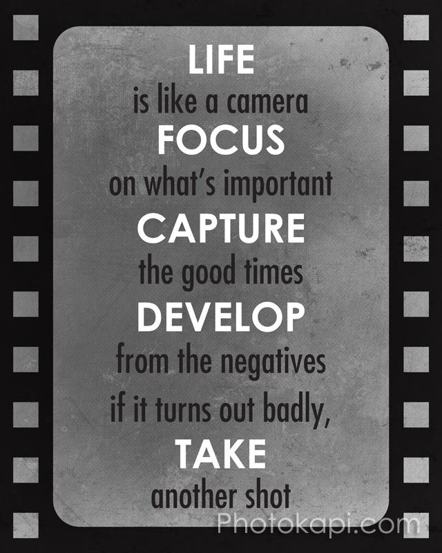 Camera Quotes. QuotesGram