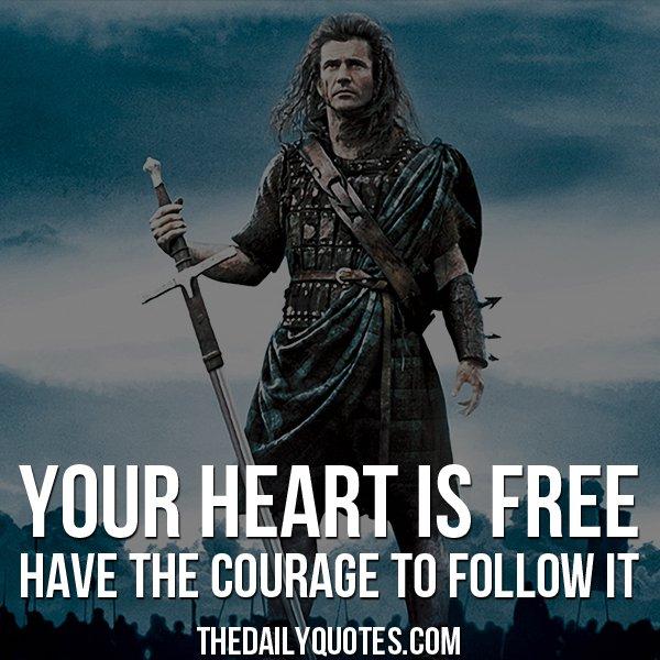 William Wallace Braveheart Quotes. QuotesGram