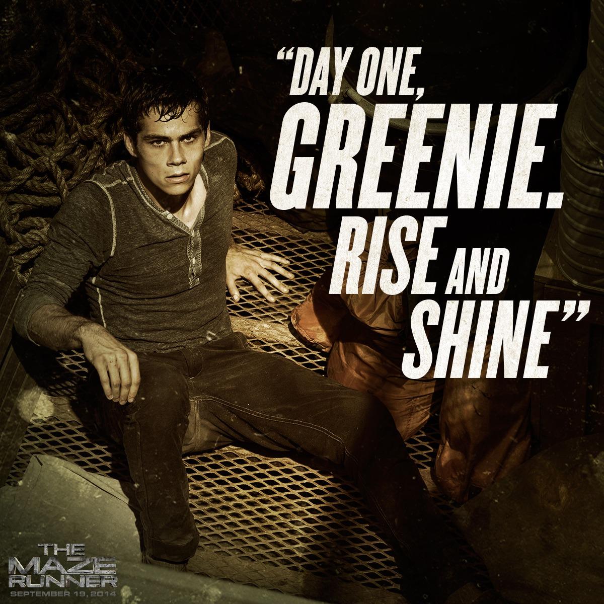 The Death Cure Quotes Quotesgram: Newt Maze Runner Movie Quotes. QuotesGram