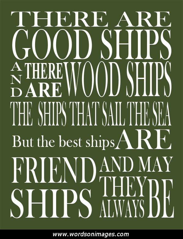 Irish Quotes About Friendship Quotesgram