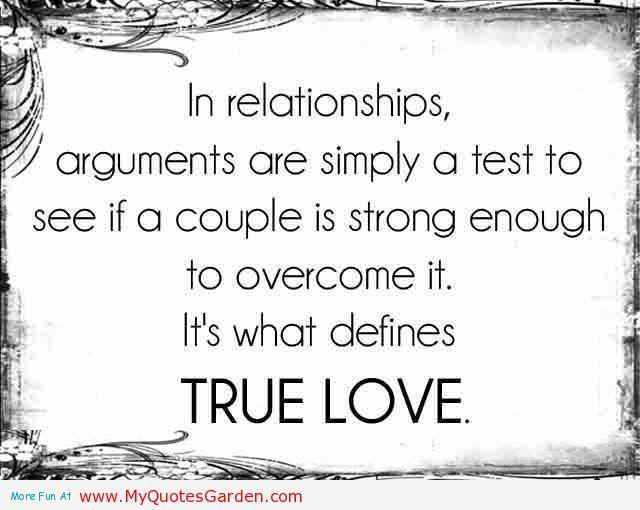 Premise Indicator Words: Relationship Argument Quotes. QuotesGram