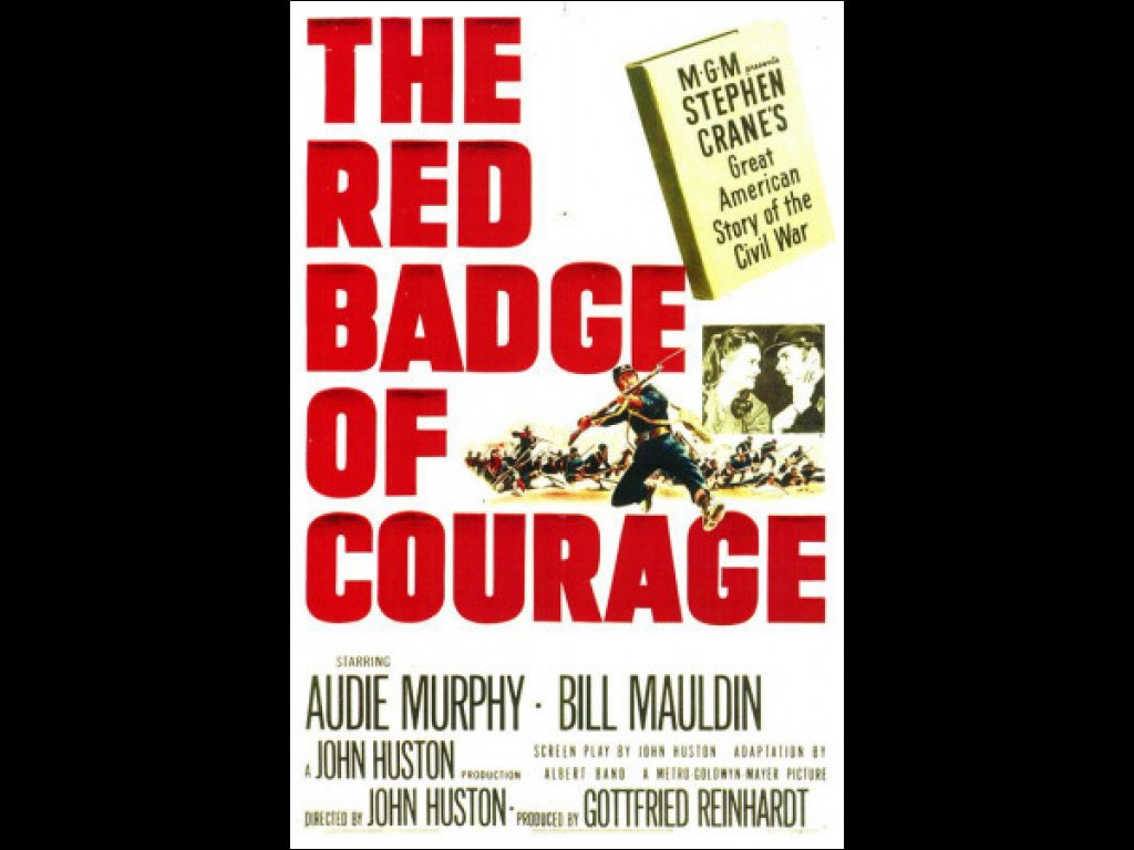 an analysis of major themes in the red badge of stephen crane