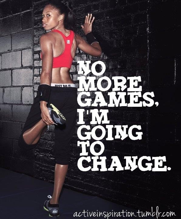 Exercise Quotes For Women Quotesgram