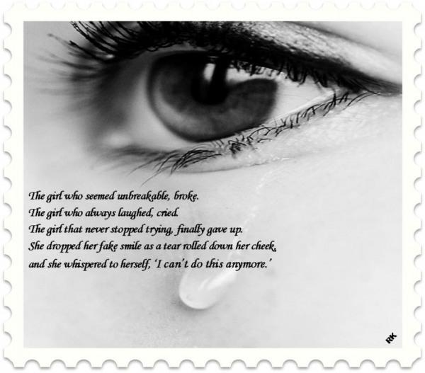 Sad Quotes About Heartbreak Quotesgram: I Am Broken Quotes. QuotesGram