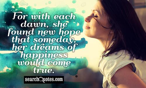 Famous Hopes And Dreams Quotes. QuotesGram