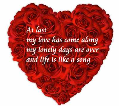 Etta James - At Last Lyrics | MetroLyrics