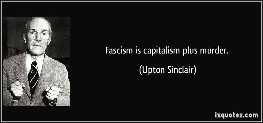 commentary on capitalism in upton sinclairs the Sinclair definately tried to persuade the readers that capitalism is evil and socialism is goodit becomes clear that the novel's attack on capitalism is meant to persuade the reader of the.