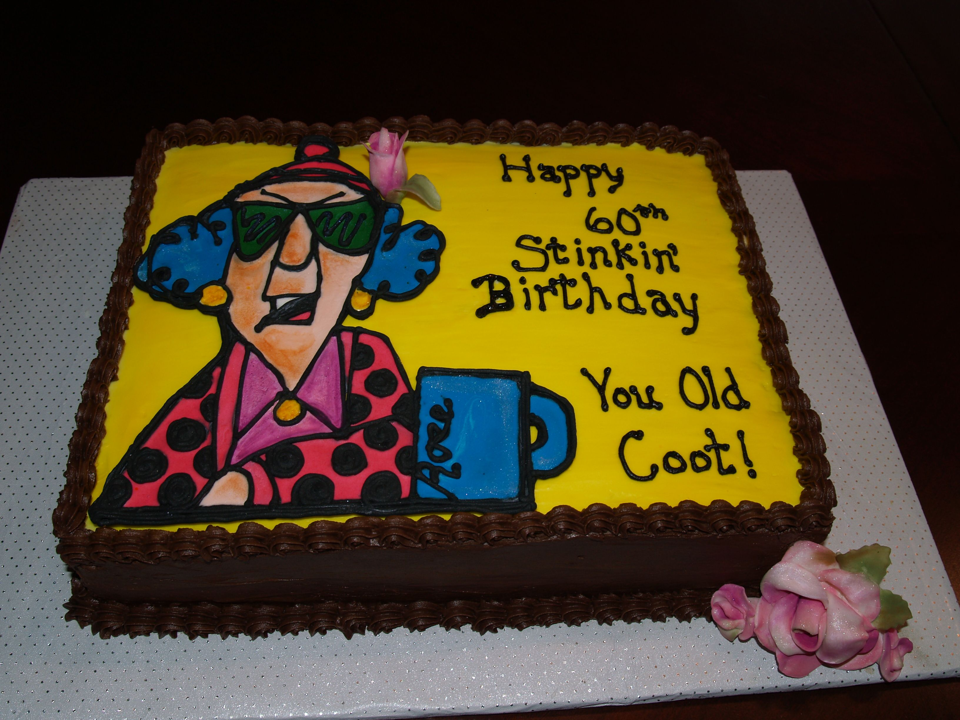 Funny Th Birthday Cake Quotes