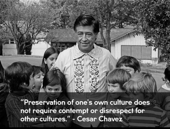Hispanic Quotes About Education: Cesar Chavez Quotes Inspiration. QuotesGram