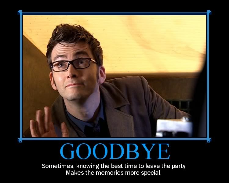inspirational tenth doctor quotes