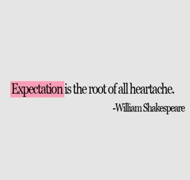 Love Expectations Quotes. QuotesGram